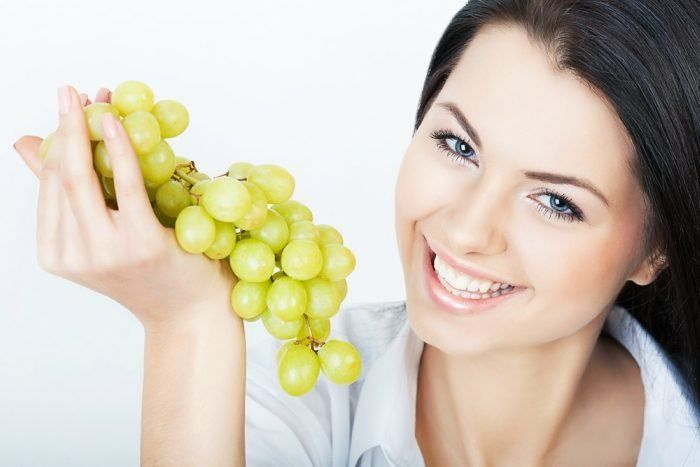 Make Grapes Involved In Beauty Care, Then See Amazing