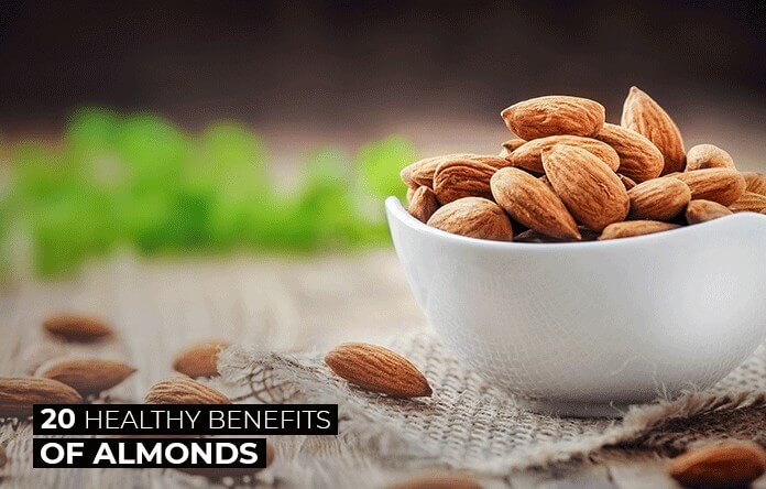 Almonds Reduce The Risk Of Heart Attack, Learn Other Benefits