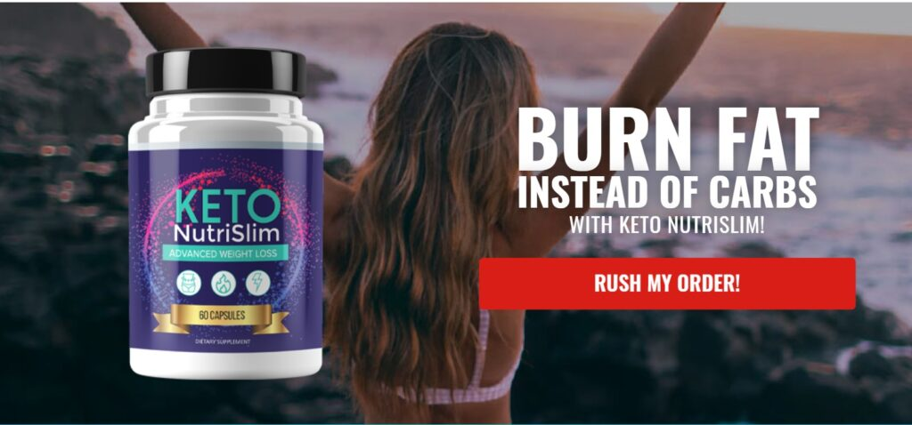 Keto NutriSlim – Weight Loss Products Ketosis Based Diet Reviews